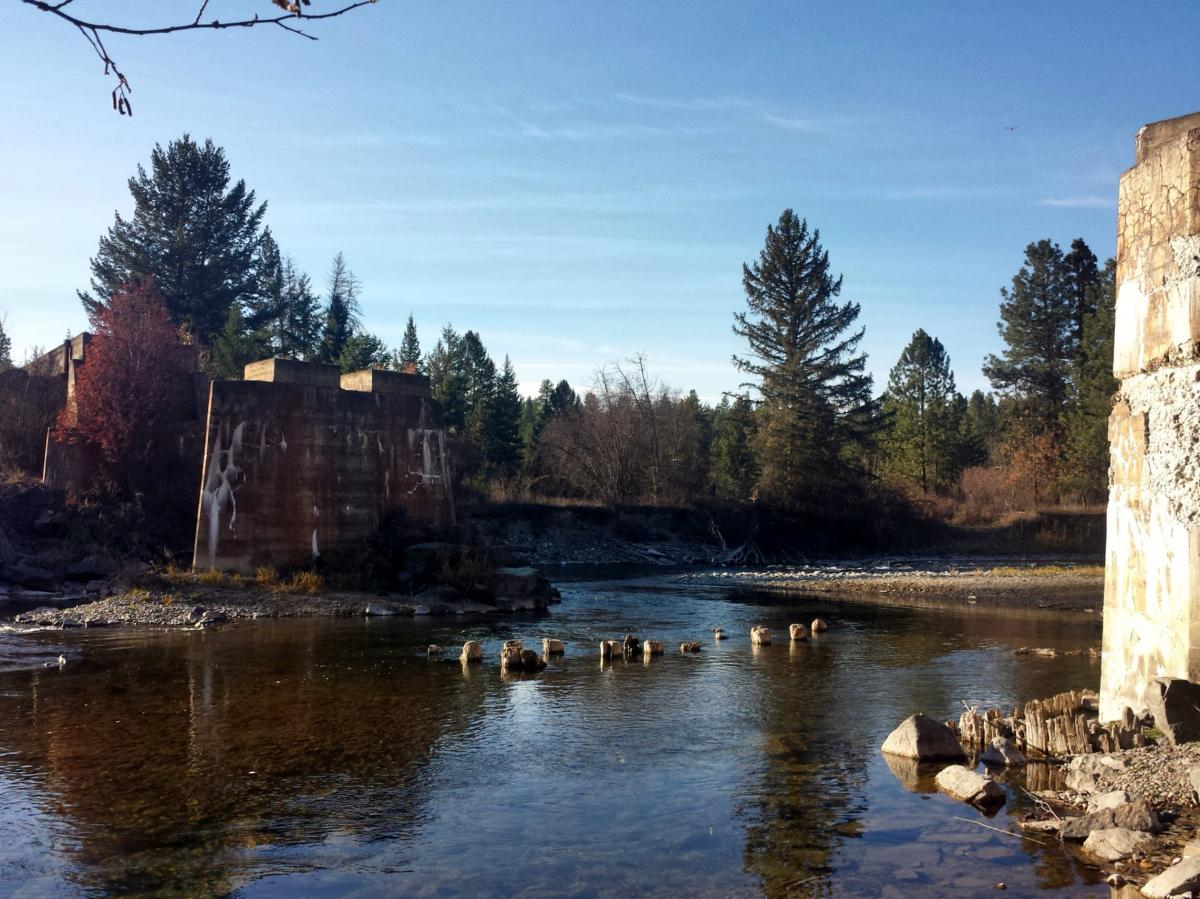 Tobacco River Memorial Trail